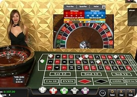 live roulette screenshot 2